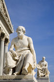 Thukydides statue for parliament in Vienna — Stock Photo