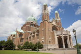 Brussels - National Basilica of the Sacred Heart — Stock Photo