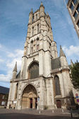 Brussels - tower of Saint Baaf's Cathedral — Stockfoto