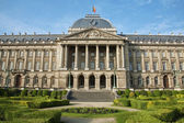 Brussels - The Royal Palace, Belgium. — Stock Photo