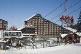 Ski resort Borovets — Stock Photo