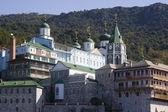 Mount Athos Monastery — Stock Photo