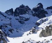 Rila mountain — Stock Photo