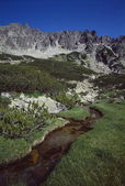 Pirin mountain National Park — Stock Photo