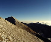 Vihren peak, Pirin mountain — Stock Photo