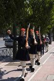 Athens Architectural cityscape — Stock Photo
