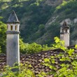 Stock Photo: Chimney of Melnik