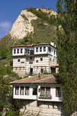 Melnik, Traditional Bulgarian house, Balkans, Bulgaria — Stock Photo