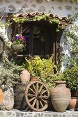 Melnik, Traditional Bulgarian house, Balkans, Bulgaria — Stock Photo