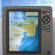 Foto de Stock  : Geographical Positioning Sistem GPS