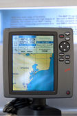 Geographical Positioning Sistem GPS — Stock Photo