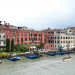 Venezia grand canal view - Stock Photo