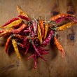 Royalty-Free Stock Photo: Dried peppers