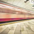 The Underground, London — Stock Photo