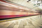 The Underground, London — Stock fotografie
