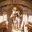 Statue of St Irene - Foto Stock
