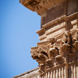 Columns, St Irene's church, Lecce, Italy — Stock Photo #11522057