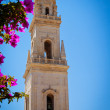 Bell tower, Lecce cathedral, Italy — Stock Photo