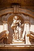 Statue of St Irene — Stock Photo