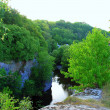River in canyon — Stock Photo #10871847