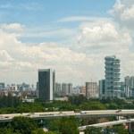 Modern Singapore — Stock Photo
