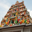 Stock Photo: Hinduistic temple