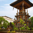 Balinese temple — Stock Photo