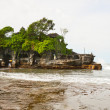 Temple on water Tanah Lot, Bali — Stock Photo #10790916