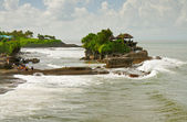 Temple on water Tanah Lot — ストック写真