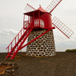 Windmill on coast of ocean — Stock Photo #11543664