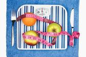 Ideas of healthy lifestyle — Stock Photo