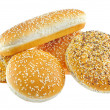 Stock Photo: Savoury buns