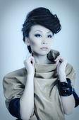 Moda asiática — Foto de Stock