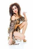老虎衣服 — 图库照片