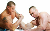 Armwrestling — Stock Photo