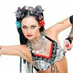Tribal dancer — Stock Photo #11306247