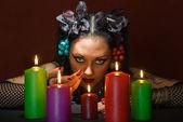 Invitation for magic — Stock Photo