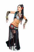 これは部族ダンスです。 — ストック写真