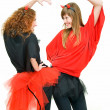 Imps dance — Stock Photo