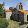 Visigothic church of SantComba, Bande — Stock Photo #10902470