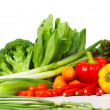 Many vegetables - Stock Photo