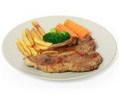 Juicy steak — Stock Photo