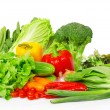 Many vegetables — Stock Photo #11395953