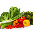 Many vegetables — Stock Photo #11395955