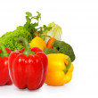 Many vegetables — Stock Photo #11443581