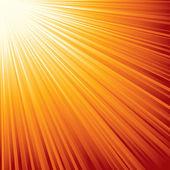 Sunburst. Eps8. — Stock Vector