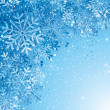 Royalty-Free Stock Imagen vectorial: Winter background