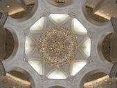 Abu Dhabi Grand Moss Abbey canopy — Stock Photo