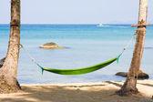 Krásná tropická pláž. Thajsko — Stock fotografie