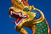 Dragon statue — Stock fotografie